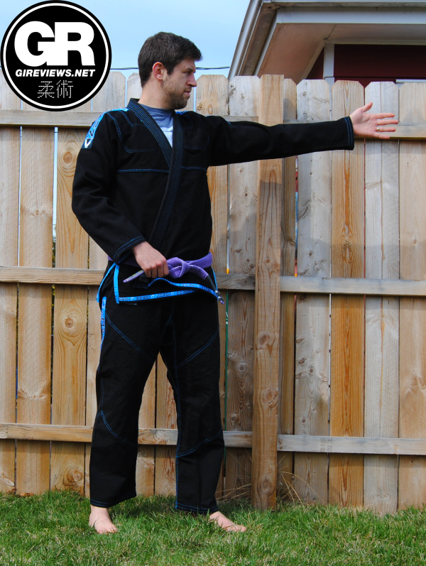 tatami-fightwear-zero-g-v4-gi-review-front